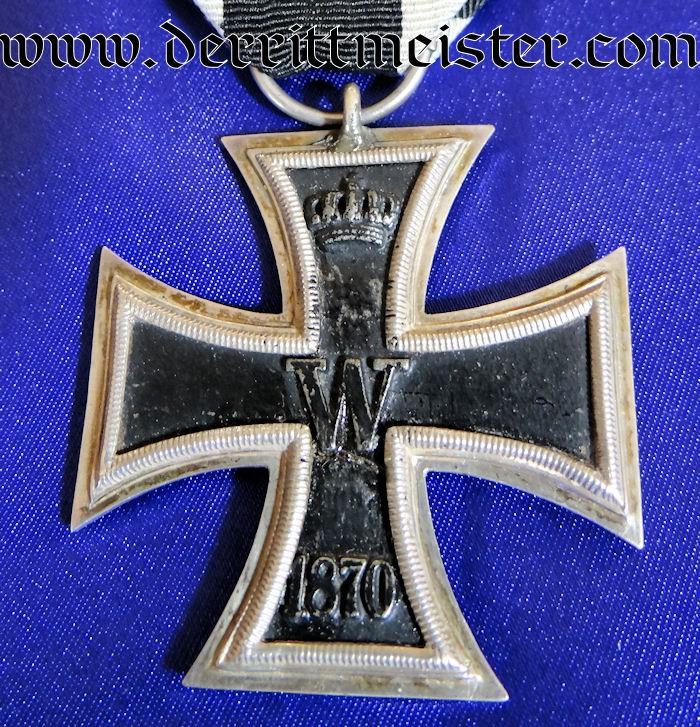 XWB DOCUMENT/DECORATION/PHOTOGRAPH/ARTIFACT GROUP - GENERALLEUTNANT WALTHER WILHELM von GERSDORFF - Imperial German Military Antiques Sale