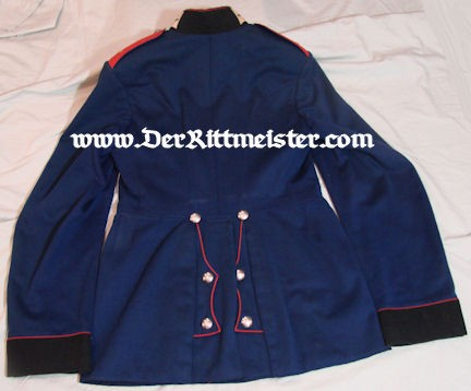 ENLISTED MAN'S TUNIC - PRUSSIAN LUFTSCHIFFER-ABTEILUNG - Imperial German Military Antiques Sale