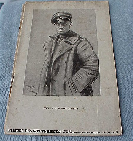 FLIEGER DES WELTKRIEGES - Imperial German Military Antiques Sale