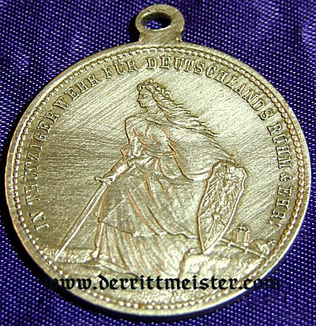 SOUTHWEST AFRICA - VETERAN'S MEDAL FOR SERVICE - Imperial German Military Antiques Sale