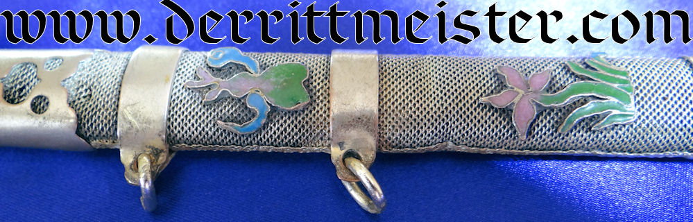 SWORD - MINIATURE - FROM CHINA - Imperial German Military Antiques Sale