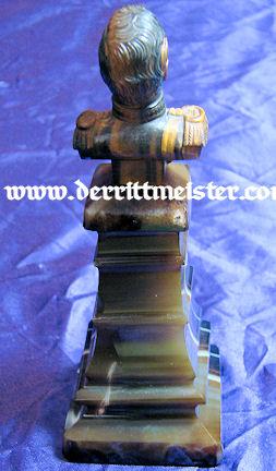 BUST - KAISER WILHELM II - Imperial German Military Antiques Sale