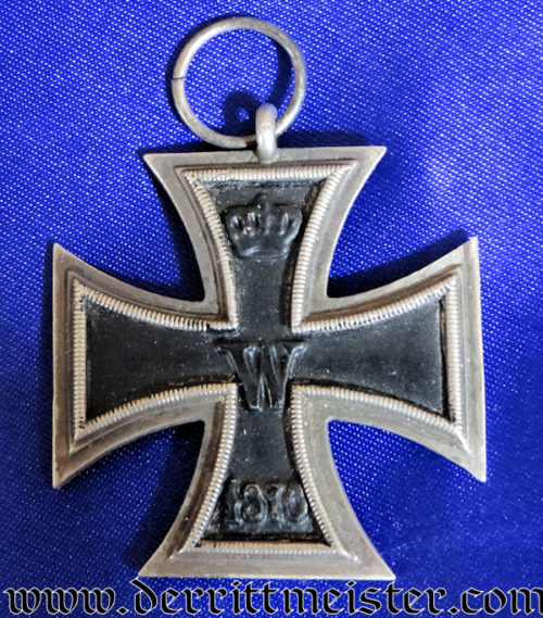 1870 IRON CROSS 2nd CLASS - PRINZENGROßE - Imperial German Military Antiques Sale