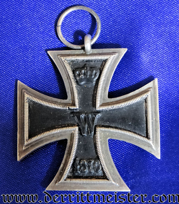 IRON CROSS - 1870 - 2nd CLASS - PRINZENGROßE - Imperial German Military Antiques Sale
