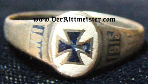 Iron Cross Ring