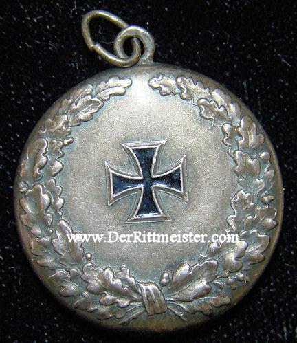 PATRIOTIC PENDANT - 1914 IRON CROSS