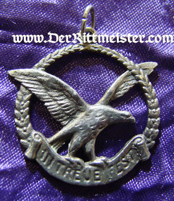 PATRIOTIC EAGLE PENDANT