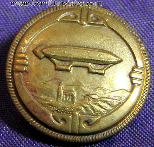 ZEPPELIN UNIFORM BUTTONS - Imperial German Military Antiques Sale