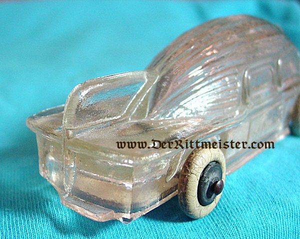 ZEPPELIN AUTOMOBILE OR BUS TOY - Imperial German Military Antiques Sale