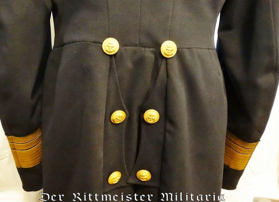 PRUSSIA - ÜBERROCK - ADMIRAL - NAVY - KAISERLICHE MARINE - Imperial German Military Antiques Sale