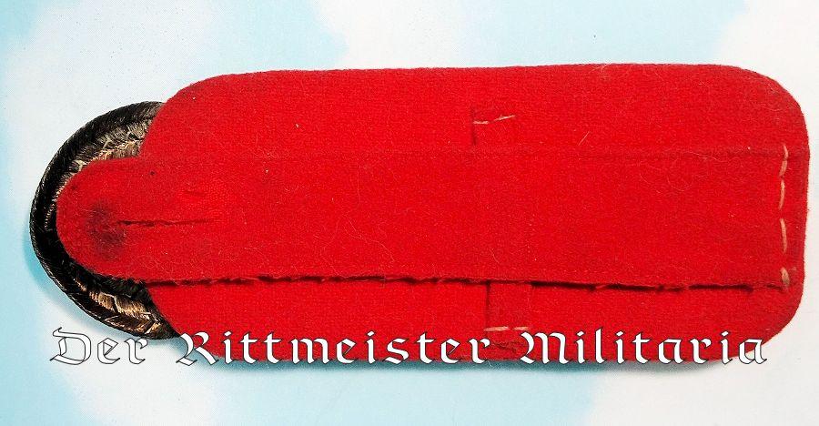 OBERSTLEUTNANT'S FELD-ARTILLERIE REGIMENT SINGLE SHOULDER BOARD - BADEN - Imperial German Military Antiques Sale