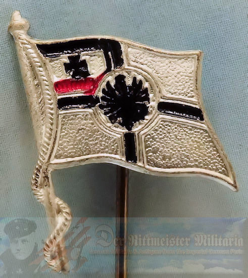 KRIEGSFLAGGE STICKPINS - Imperial German Military Antiques Sale