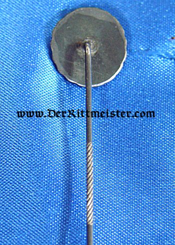 ARMY BLACK WOUND BADGE STICKPIN - Imperial German Military Antiques Sale