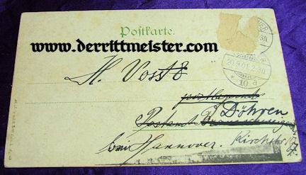 POSTCARD - KAISERIN FRIEDRICH (VICTORIA) - Imperial German Military Antiques Sale