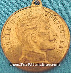 VETERAN'S ASSOCIATION MEDAL - KAISER WILHELM II - Imperial German Military Antiques Sale