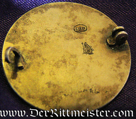 AUSTRIAN - BADGE - DAMAGED - Imperial German Military Antiques Sale
