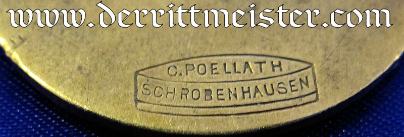 VETERAN'S BADGE - Imperial German Military Antiques Sale