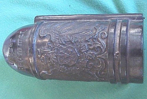 ARTILLERY BOX - Imperial German Military Antiques Sale