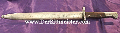 BAYONET - CHINA - Imperial German Military Antiques Sale