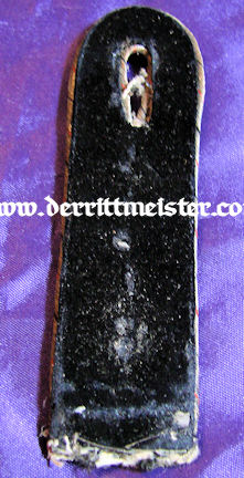 PRUSSIA - SHOULDER BOARD - LEUTNANT zur SEE - Imperial German Military Antiques Sale