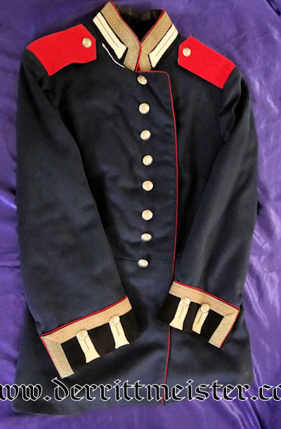 GARDE PIONIER BATAILLON UNTEROFFIZIER'S TUNIC - PREUßEN - Imperial German Military Antiques Sale