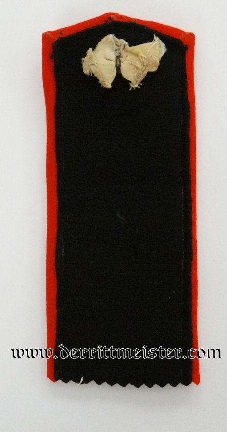 SINGLE ENLISTED MAN'S SHOULDER STRAP - INFANTERIE–REGIMENT Nr 16 - PRUSSIA - Imperial German Military Antiques Sale