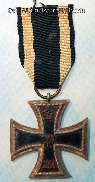 IRON CROSS - 1914 - 2nd CLASS