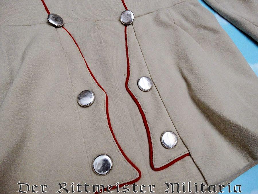 PRUSSIA - DRESS KOLLAR AND SASH - OFFICER'S - KÜRAßIER-REGIMENT Nr 4 - Imperial German Military Antiques Sale