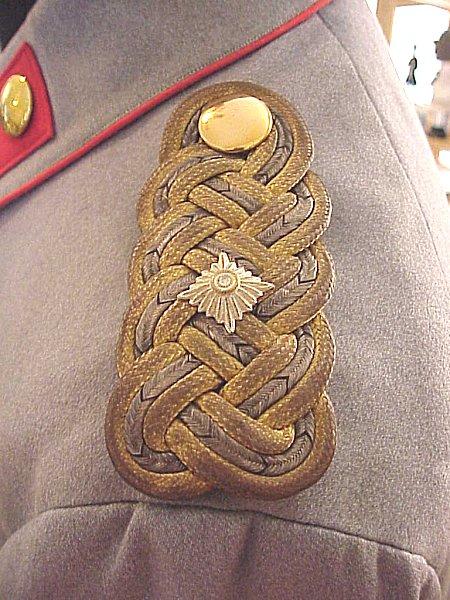 GENERALLEUTNANT'S HELLGRAU LITEWKA - PRUSSIA - Imperial German Military Antiques Sale