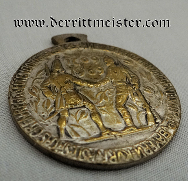 SAXONY - COMMEMORATIVE MEDAL  -TWO-HUNDRED-YEAR ANNIVERSARY - INFANTERIE-REGIMENT Nr 102 - Imperial German Military Antiques Sale