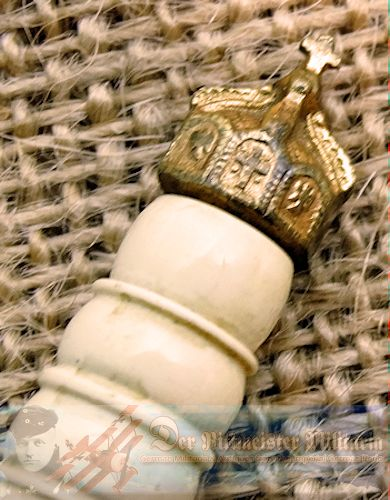 MINIATURE NAVY OFFICER'S DAGGER - Imperial German Military Antiques Sale
