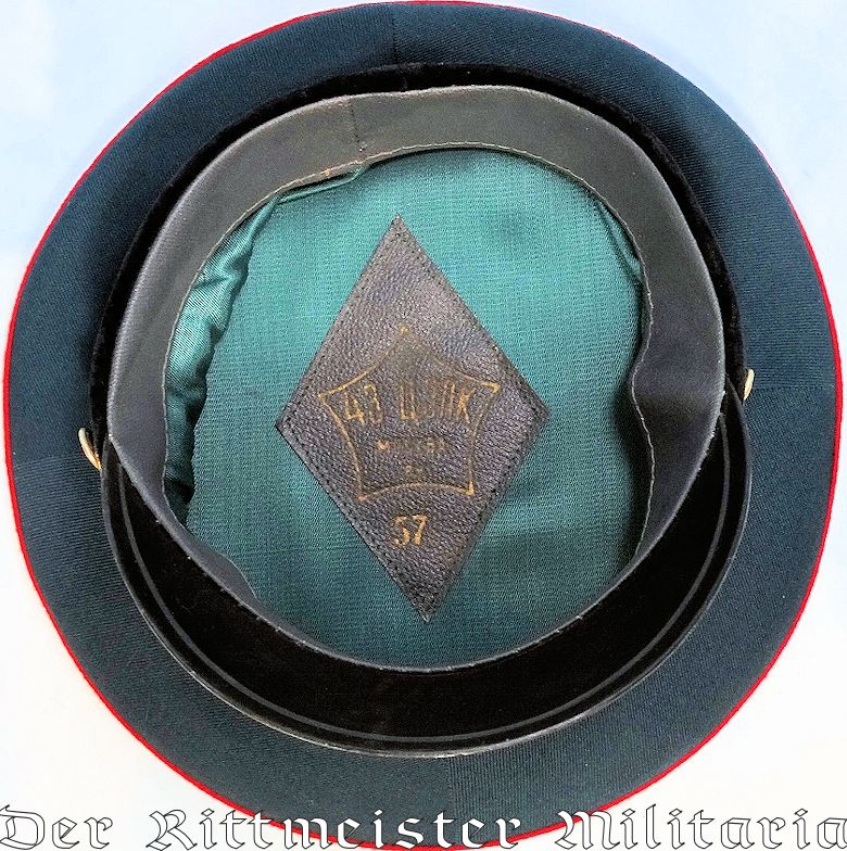 USSR - VISOR CAP - ARMY - GENERAL - Imperial German Military Antiques Sale