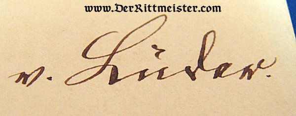 OFFICER'S PROMOTION PATENT SIGNED BY KING MAXIMILIAN II - BAVARIA - Imperial German Military Antiques Sale