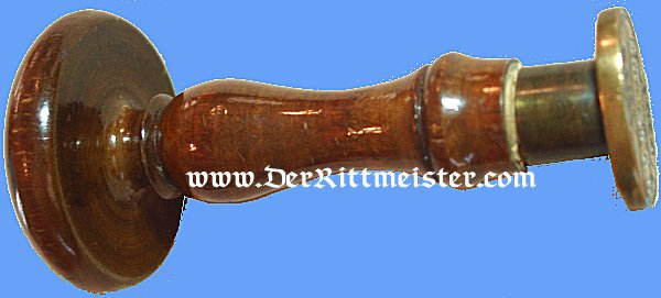 PERSONALIZED SEAL - Imperial German Military Antiques Sale