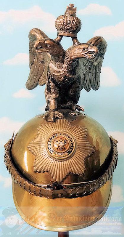 RUSSIA - HELMET - ENLISTED MAN/NCO - GARDE du CORPS
