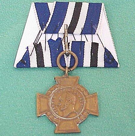 ALSEN CROSS FOR NON COMBATANT 1864 DANISH-PRUSSIAN WAR - Imperial German Military Antiques Sale
