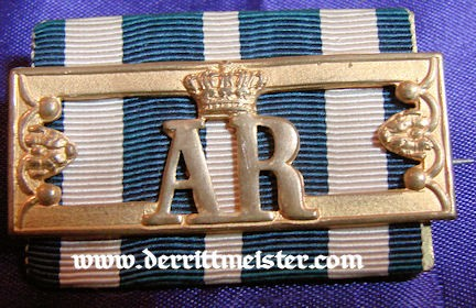 LANDWEHR LONG SERVICE CLASP 2nd CLASS - SAXONY - Imperial German Military Antiques Sale