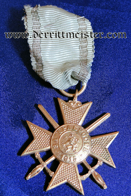 BRAVERY CROSS 2ND CLASS WITH SWORDS - BULGARIA - Imperial German Military Antiques Sale