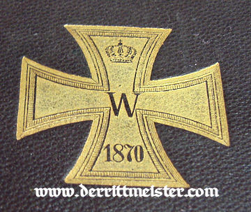 1885 PRUSSIAN ARMY RANG und QUARTIER-LISTE - Imperial German Military Antiques Sale
