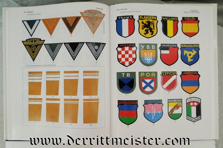 BADGES & INSIGNIA OF THE THIRD REICH 1933-1945 by BRIAN LEIGH DAVIS - Imperial German Military Antiques Sale