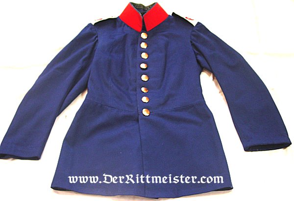 ENLISTED MAN'S 1. BADISCHES LEIB-GRENADIER-REGIMENT Nr 109 TUNIC - BADEN - Imperial German Military Antiques Sale