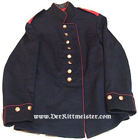ENLISTED MAN'S FELDARTILLERIE-REGIMENT Nr 4 TUNIC - BAVARIA - Imperial German Military Antiques Sale