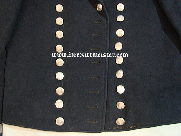 PETTY OFFICER'S NAVY DRESS TUNIC - ATTACHED TO THE NAVAL AIR SERVICE - Imperial German Military Antiques Sale