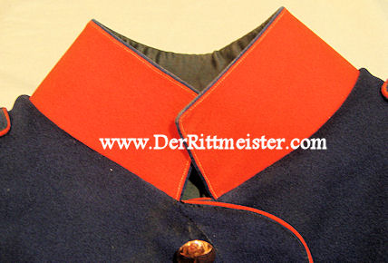 IDENTIFIED INFANTERIE-REGIMENT Nr 181 FAHNENJUNKER'S TUNIC - SAXONY - Imperial German Military Antiques Sale
