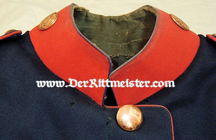 GEFREITER'S INFANTERIE-REGIMENT Nr 139 TUNIC - SAXONY - Imperial German Military Antiques Sale