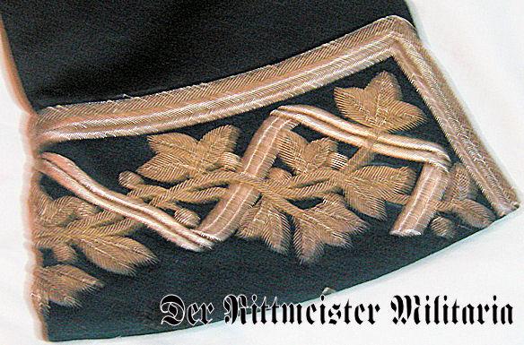 SENIOR PALACE OFFICIAL'S UNIFORM GROUP - SAXE-ALTENBURG - Imperial German Military Antiques Sale