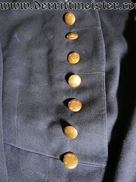 TRAIN-BATAILLON Nr 4 NCO TUNIC - PRUSSIA - Imperial German Military Antiques Sale