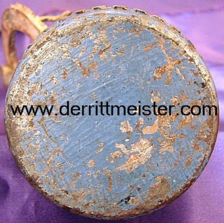 DESK PIECE - ARTILLERY SHELL FUZE - Imperial German Military Antiques Sale