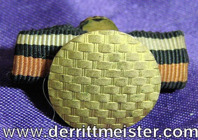 BLACK WOUND BADGE MINIATURE - BOUTONNIERE - Imperial German Military Antiques Sale