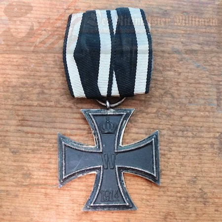 MEDAL BAR - ONE-PLACE - 1914 IRON CROSS 1st CLASS